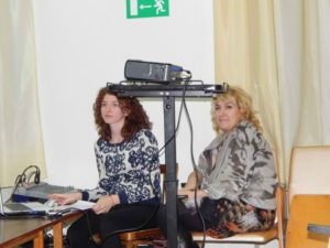 Е.А. Просвирнина и Е.Н. Курдюкова