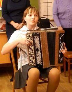 Маша Гринёва (1 класс, преп. Бухарова Е.Н.)