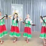Класс – концерт «Мир танца»
