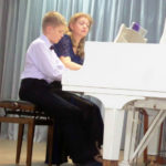 Концерт Ольги Майер