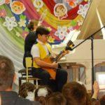 Посвящение в юные музыканты и художники
