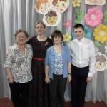Концерт «Образ матери в творчестве композиторов»