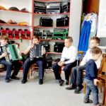 Родительские собрания на отделении народных инструментов