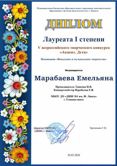 Марабаева